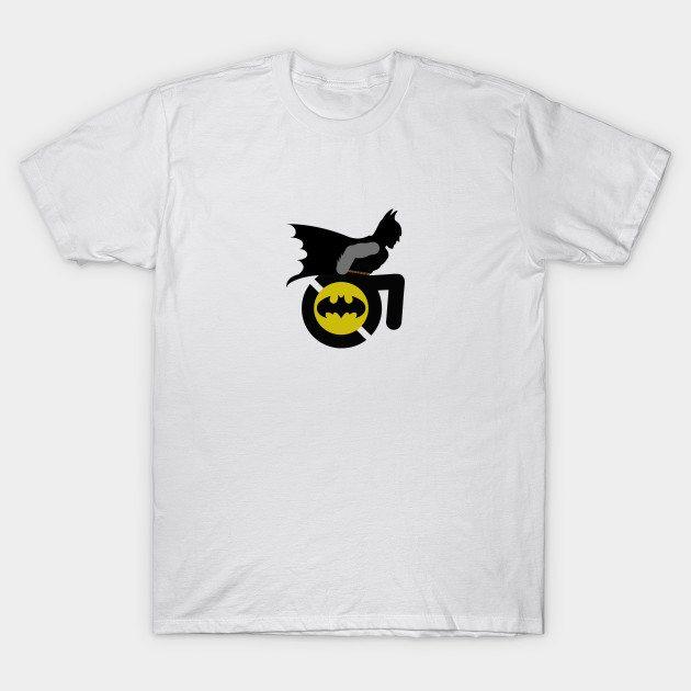 The Dark Knight Rolling T-Shirt