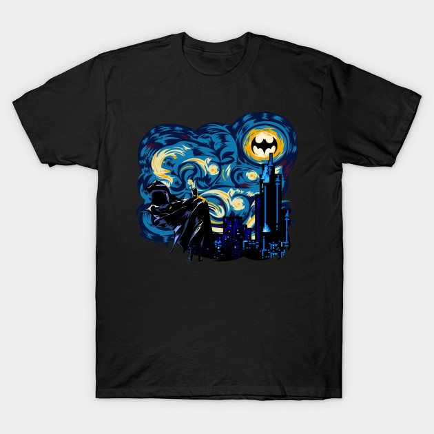 The Dark Starry knight T-Shirt