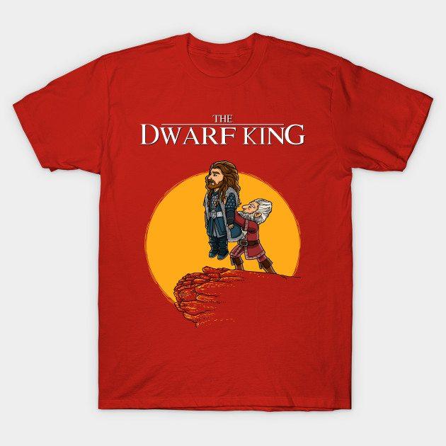 The Dwarf King T-Shirt