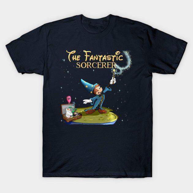 The Fantastic Sorcerer T-Shirt