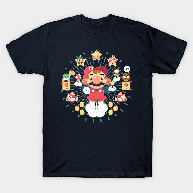 The One-Up T-Shirt