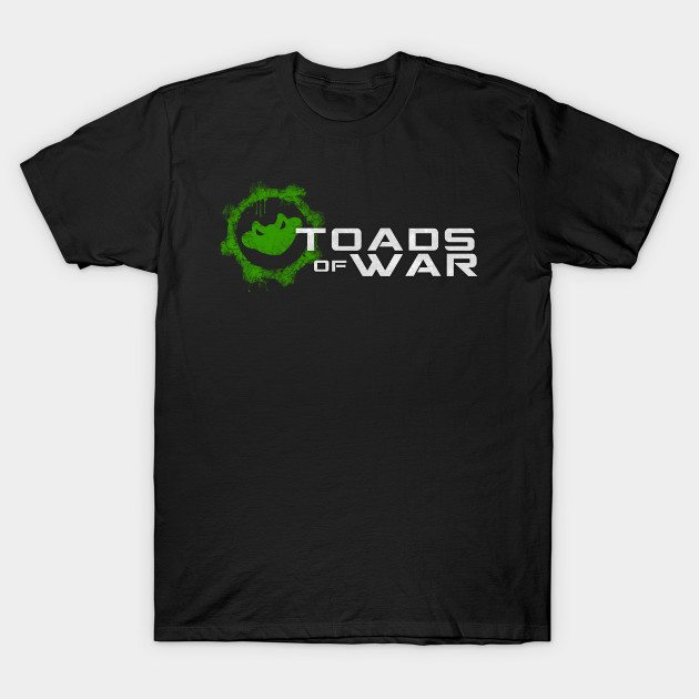 Toads of War Ver. 2 T-Shirt