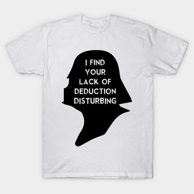 Vader I find your lack T-Shirt