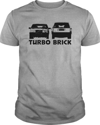 Volvo 740 Turbo Brick
