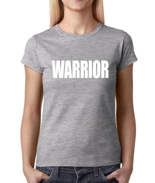 Warrior Womens T-shirt