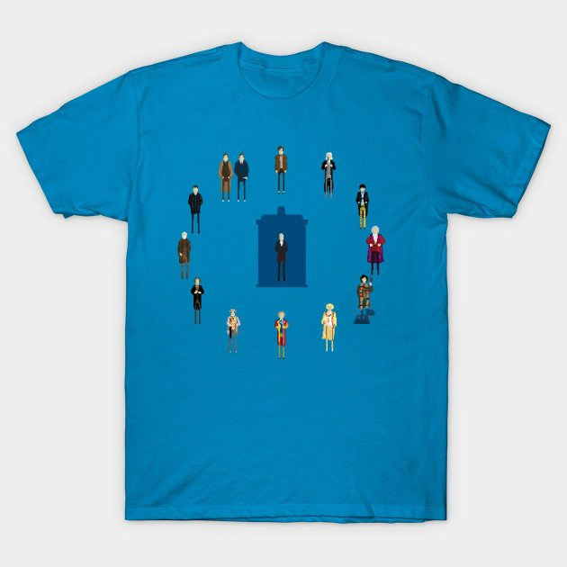 What timelord is it? T-Shirt