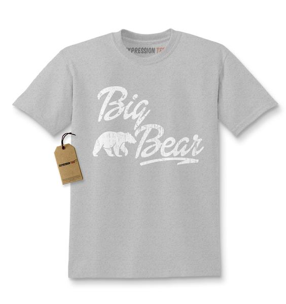 Big Bear Cub Family Kids T-shirt