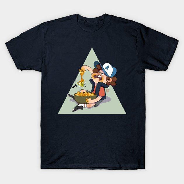 Bill Nacho Cipher T-Shirt