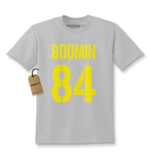 Boomin #84 – How's Business? Football Kids T-shirt