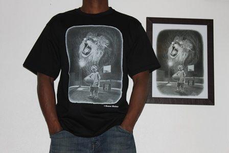 classic tee shirt wainao AI- gomez-BLACK- men