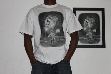 classic tee shirt wainao AI- gomez-WHITE-men