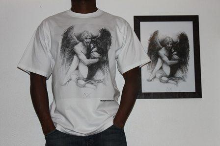 classic tee shirt wainao- dagorov- BLACK- women