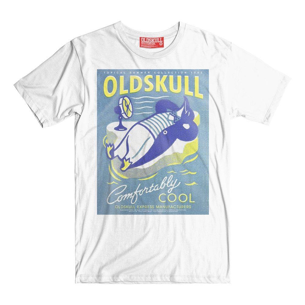 Cool Penguin – Oldskull Store