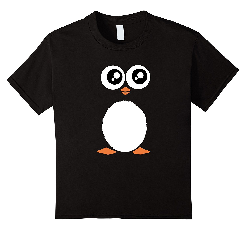 Cute Little Penguin Funny Tshirt Penguin for Kids T-shirt