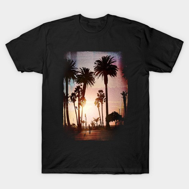 Design Vintage Style Beach Surf T-shirt T-Shirt