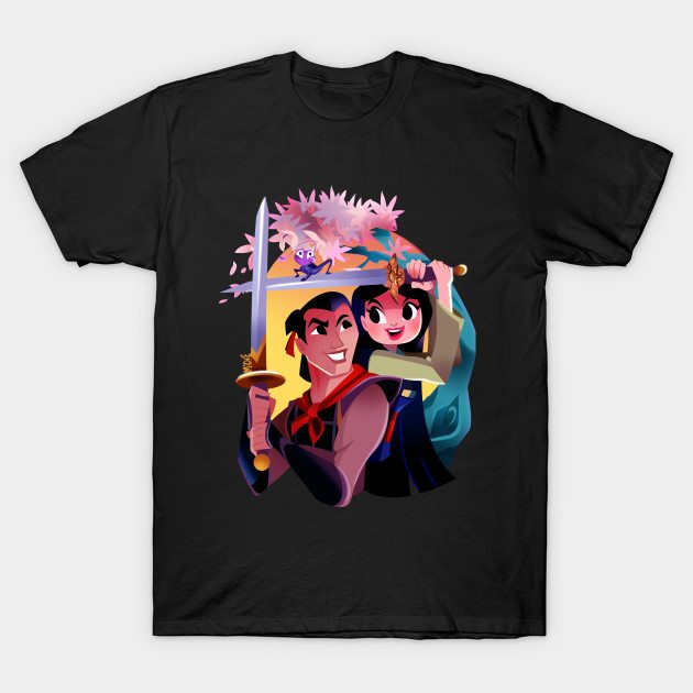 Fighting life with you T-Shirt