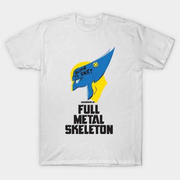 Full Metal Skeleton T-Shirt