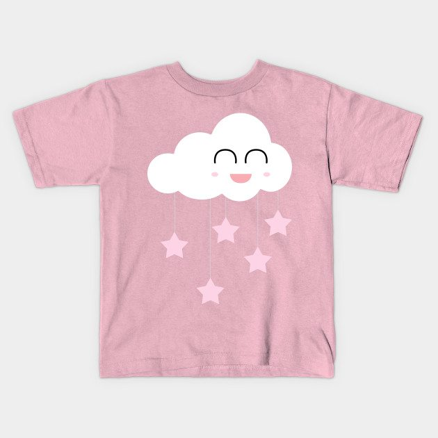 Girl Cloud Kids T-Shirt