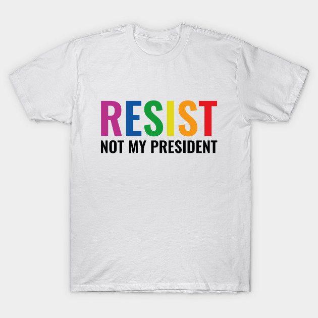Glbt Resist T-Shirt