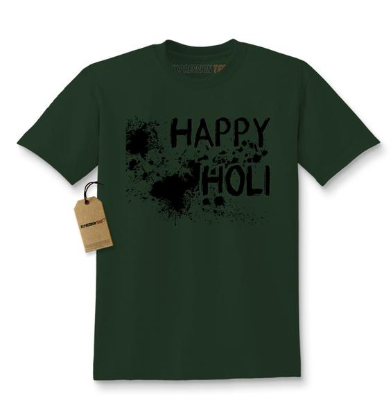 Happy Holi Indian Hindu Spring Festival Kids T-shirt