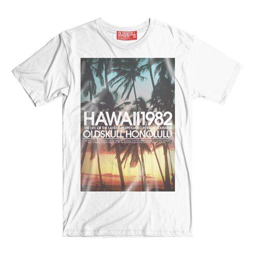 Hawaiian Sunset – Oldskull Store