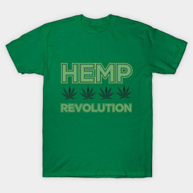 HEMP REVOLUTION T-Shirt
