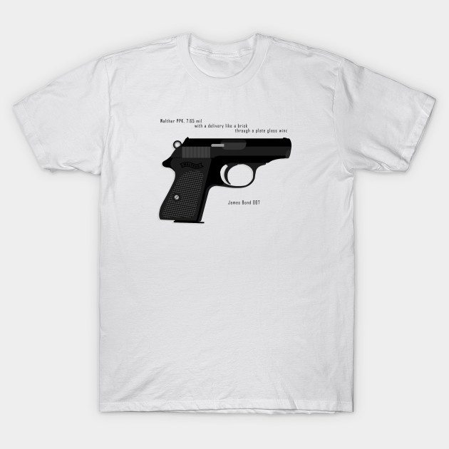 His weapon of choice T-Shirt