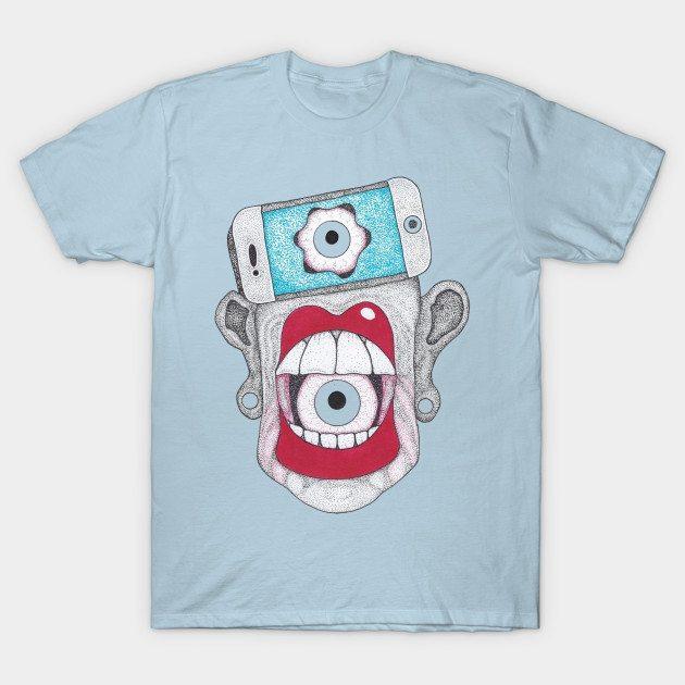 Integrated T-Shirt