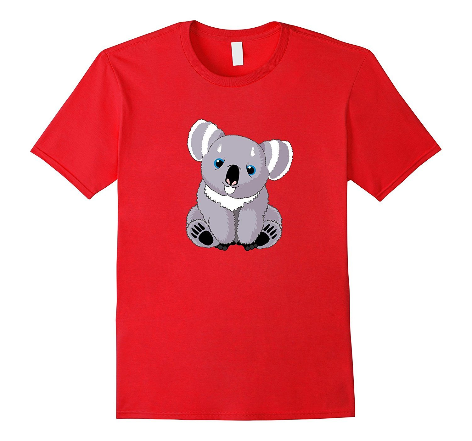 Koala Emoji T-shirt Emoticon Cute Koala Bear Smile Tshirt.