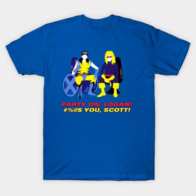 Logan's World T-Shirt