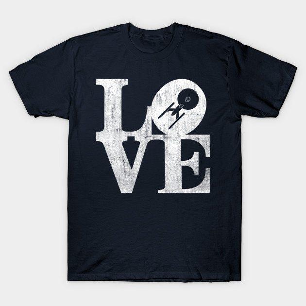 Love Boldly T-Shirt