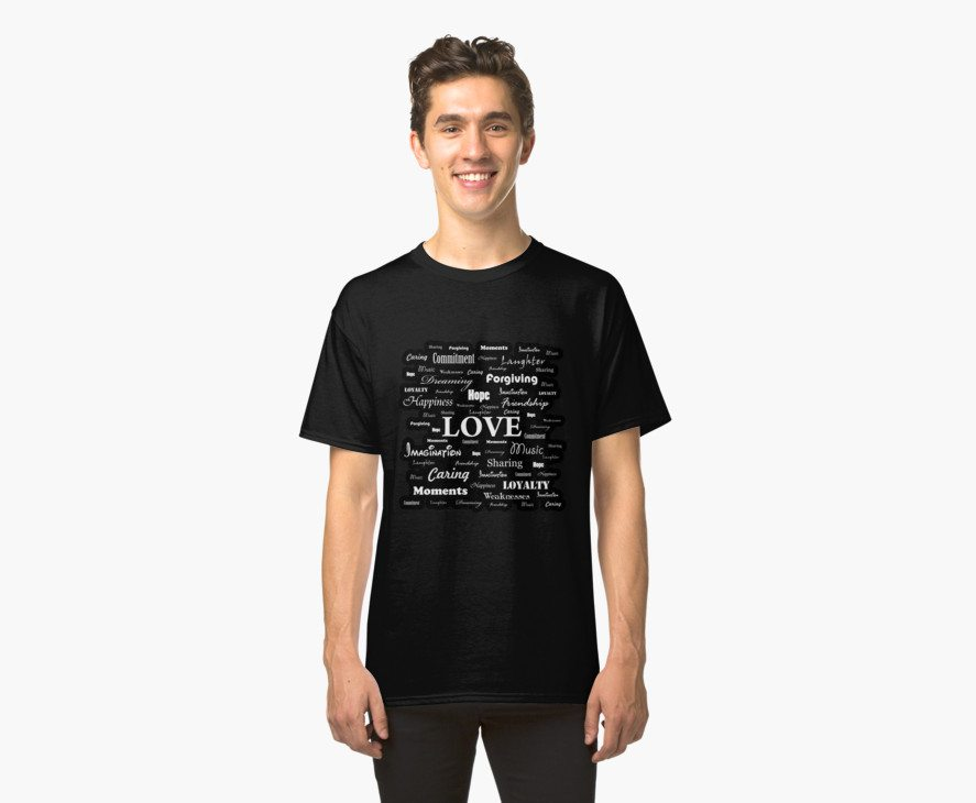 Love is Black & White