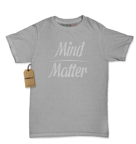 Mind Over Matter Womens T-shirt