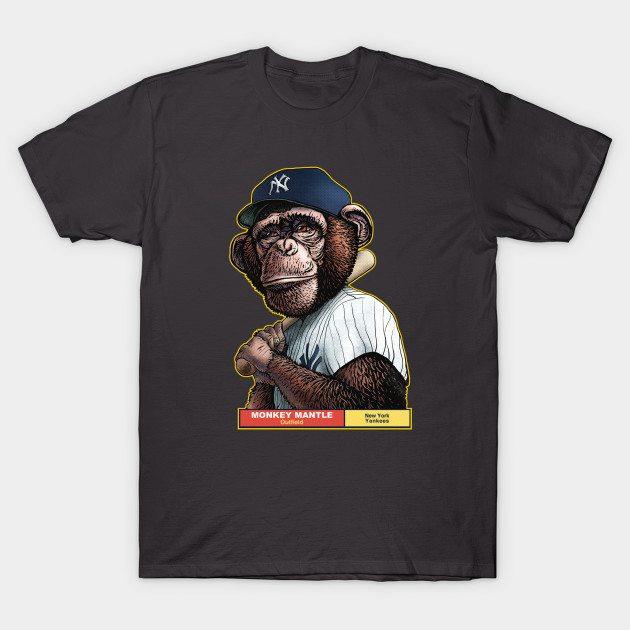 Monkey Mantle T-Shirt