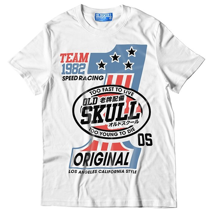 OS Number One – Oldskull Store