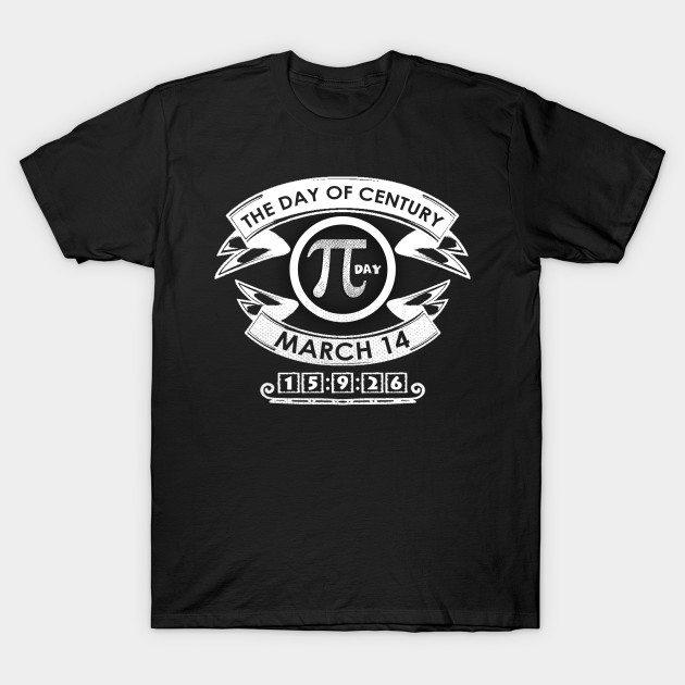 Pi day 2017 T-Shirt