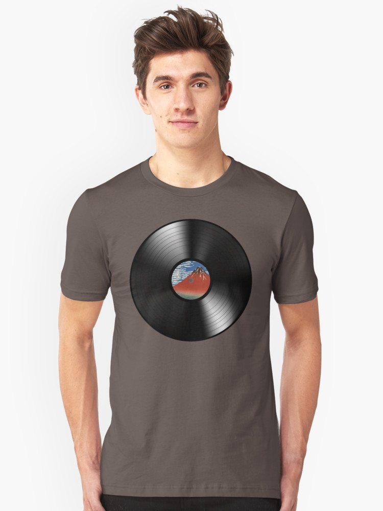 Red Fuji Vinyl Record