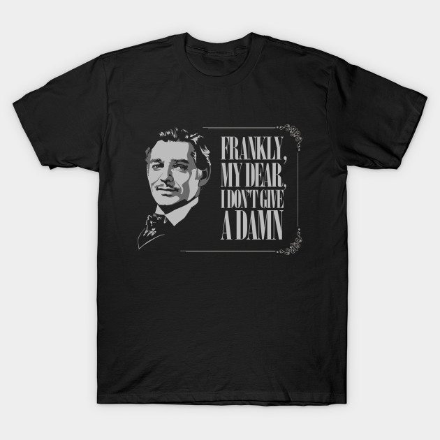 Rhett Butler (Gone with the wind) T-Shirt