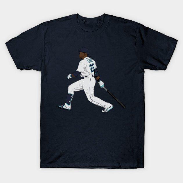 Robinson Cano Swing Art T-Shirt