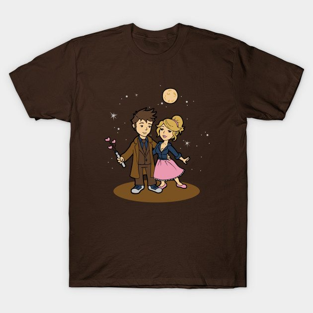 Rose Love The Doctor T-Shirt