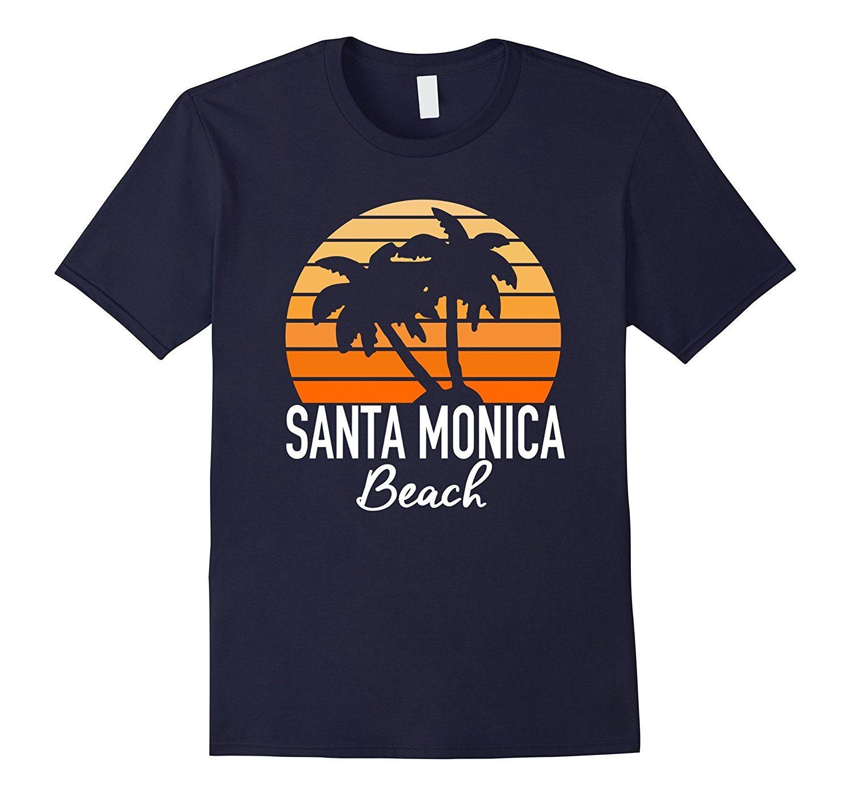 Santa Monica Paradise Beach T-Shirt Beach Sun Sand TShirt