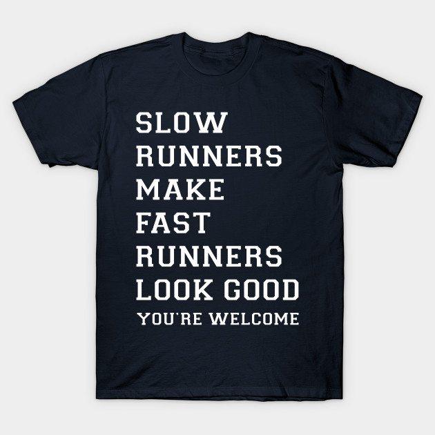 Slow Runners T-Shirt