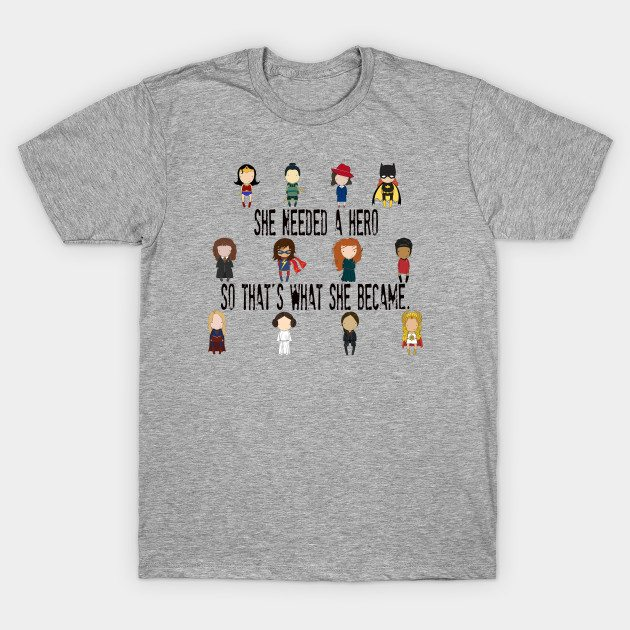 That's What She Became T-Shirt