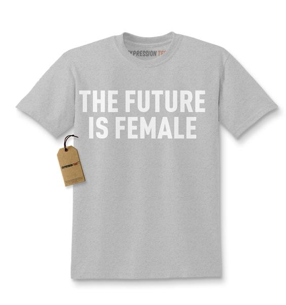 The Future Is Female Feminism Kids T-shirt