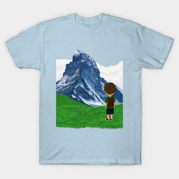 The Journey Begins T-Shirt