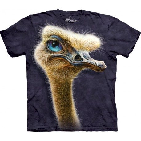 The Mountain Ostrich Totem T-Shirt – clothingmonster.com