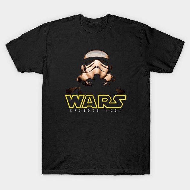 WARS EPISODE VIII T-Shirt