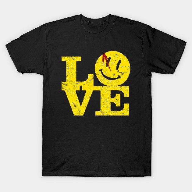Watchmen Love! T-Shirt