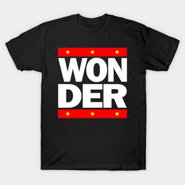 Won D.E.R T-Shirt