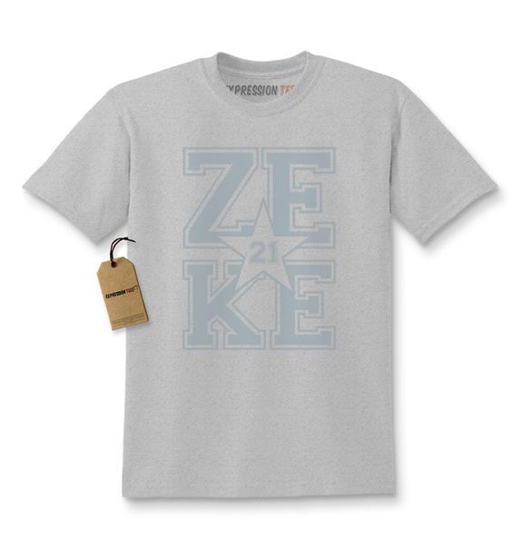 Zeke 21 Feed Zeke Kids T-shirt